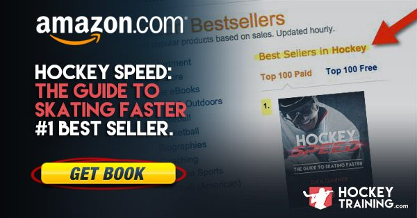 Best Seller Hockey Book