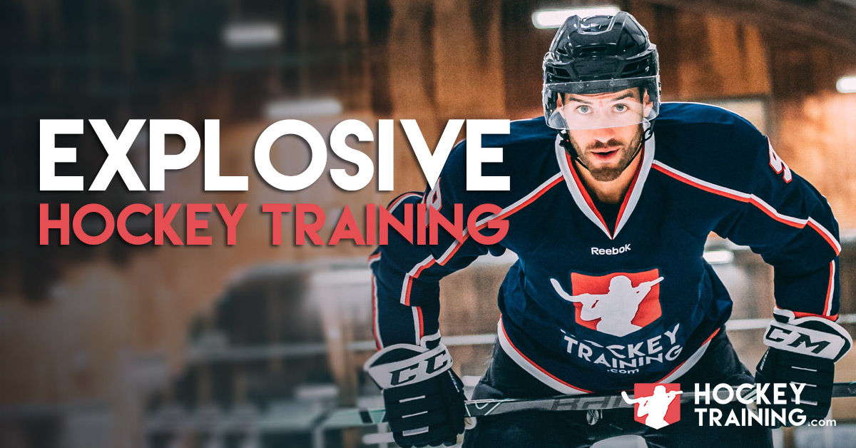 Explosive Hockey Training